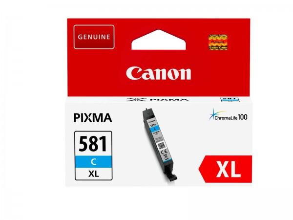 Canon CLI-581CXL / 2049C001 Tintenpatrone Cyan