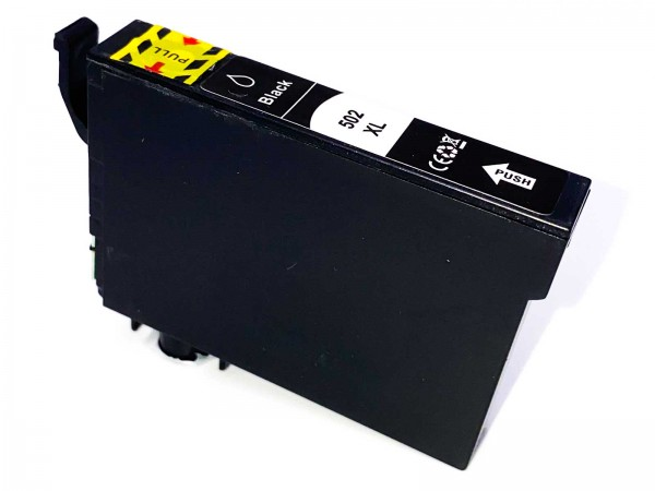 Kompatibel zu Epson 502XL / C13T02W14010 Tinte Black