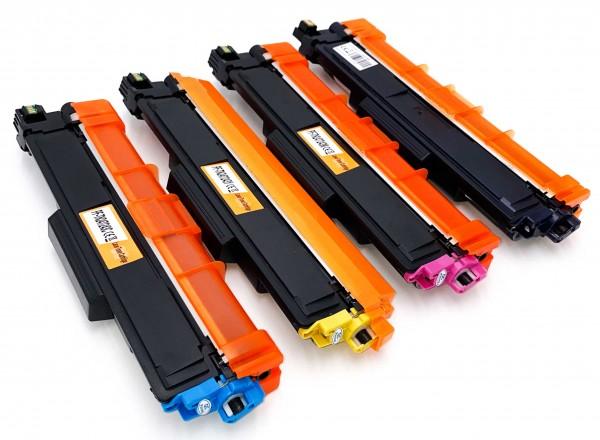 Kompatibel zu Brother TN-243 / TN-247 Toner Multipack CMYK (4er Set)