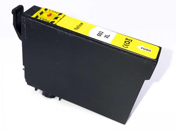 Kompatibel zu Epson 603XL / C13T03A44010 Tinte Yellow