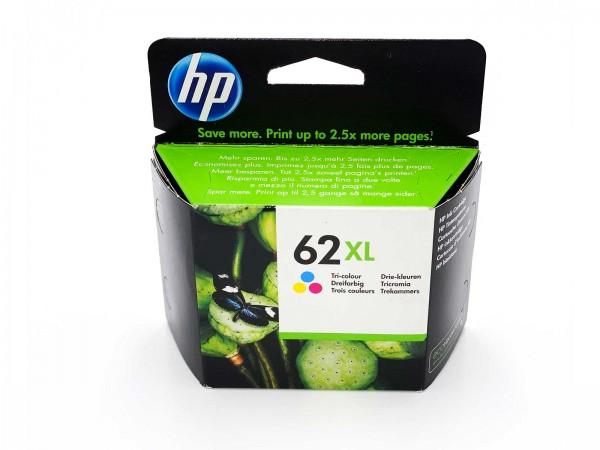 HP 62 XL / C2P07AE Tintenpatrone Color