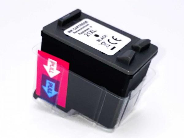 Kompatibel zu HP 21 XL / C9351AE Tintenpatrone Black