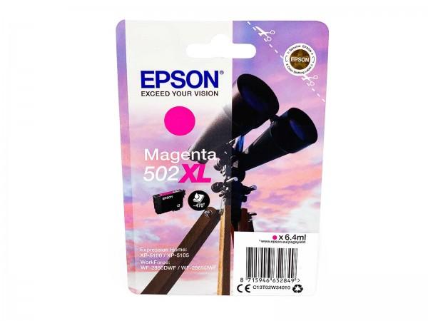 Epson 502MXL / Tintenpatrone Magenta
