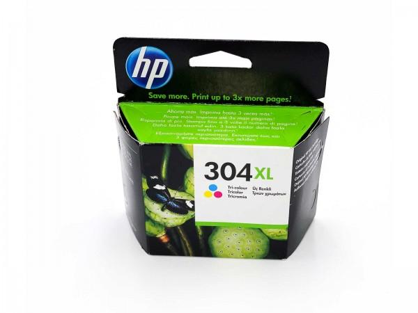 HP 304 XL / N9K07AE Tintenpatrone Color