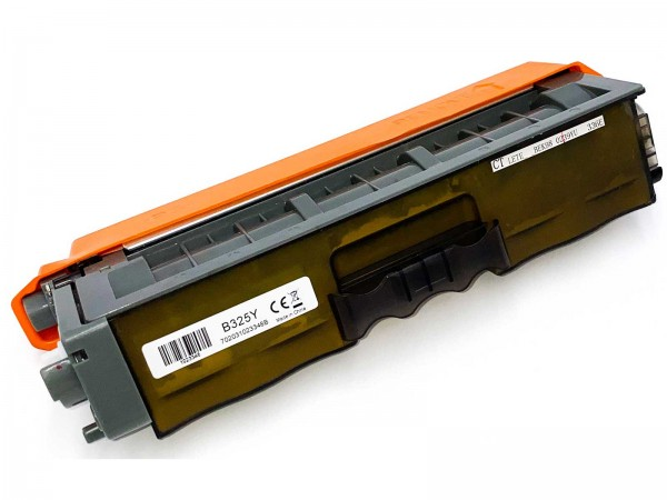 Kompatibel zu Brother TN-325 Toner Yellow
