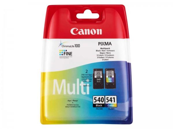 Canon PG-540 / CL-541 / 5225B006 Tinten Multipack