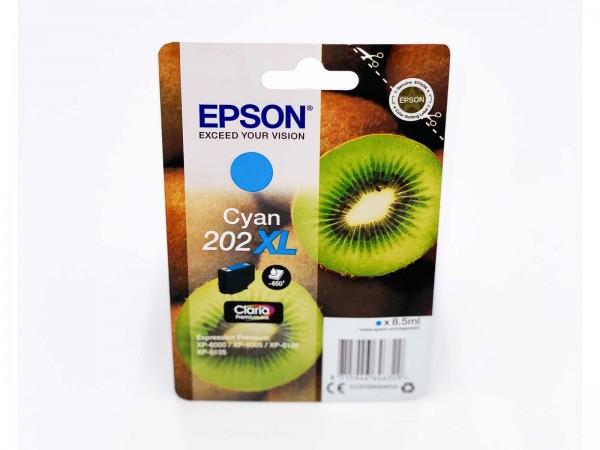 Epson 202CXL / Tintenpatrone Cyan