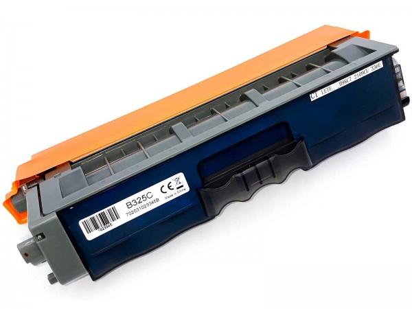 Kompatibel zu Brother TN-325 Toner Cyan
