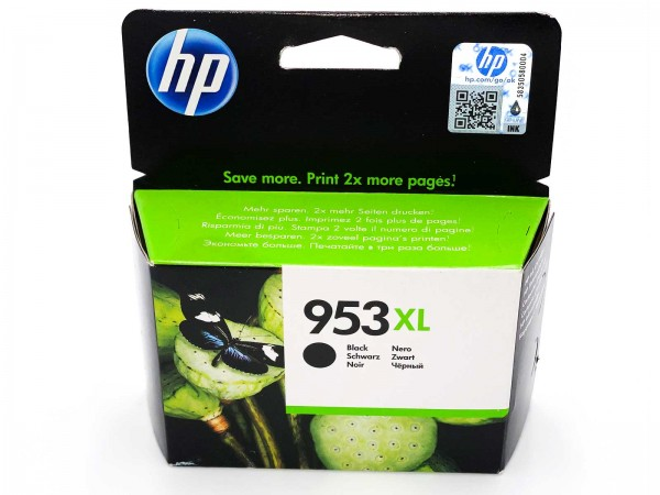 HP 953 XL / LOS70AE Tintenpatrone Black