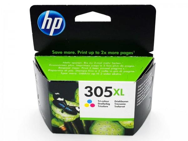 HP 305 XL / 3YM63A Tintenpatrone Color